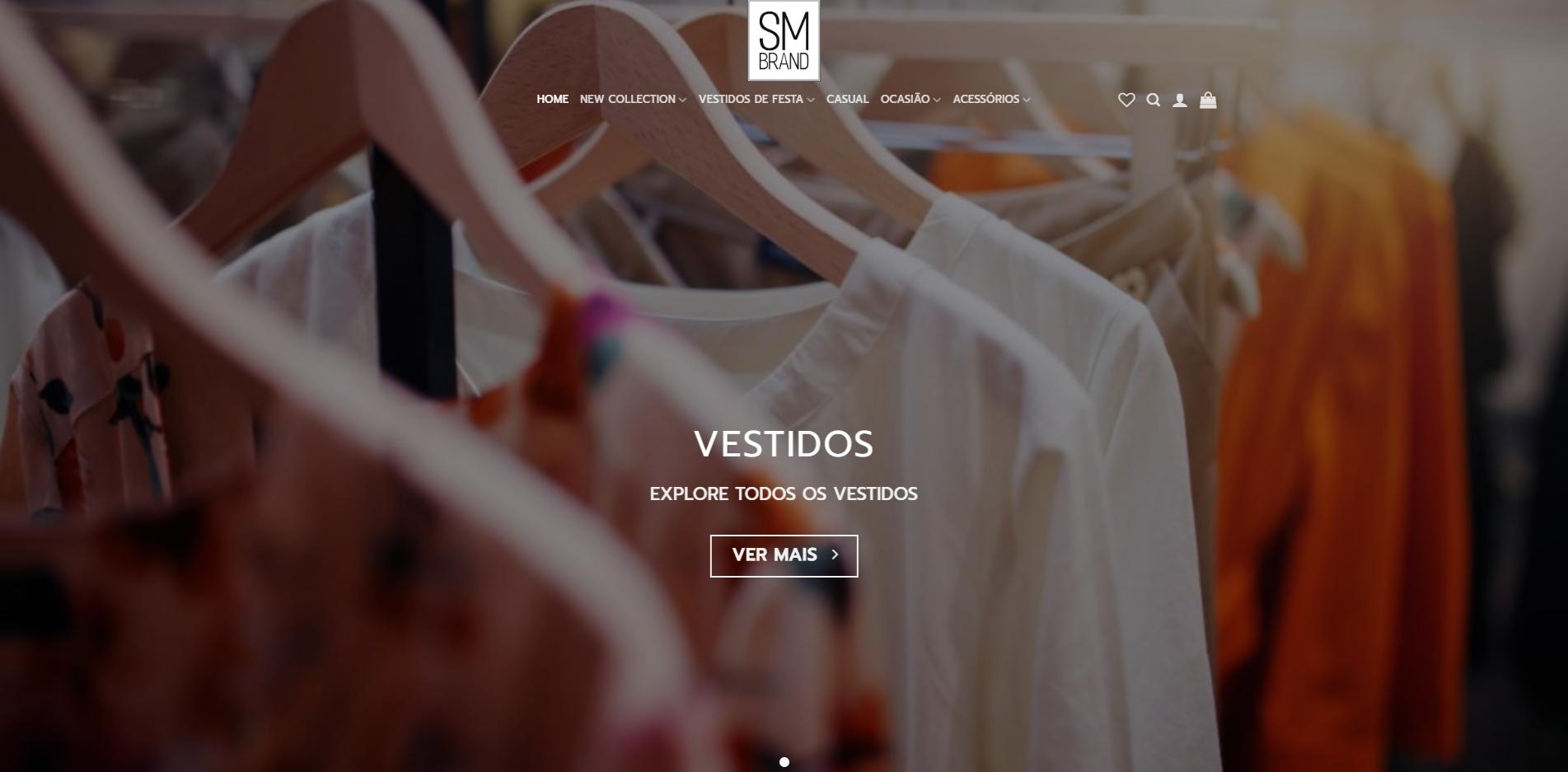 E-commerce SM Brand