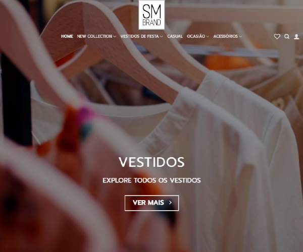E-commerce SM Brand
